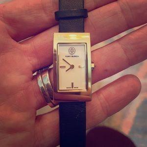 Tory Burch Wrap Bracelet Watch